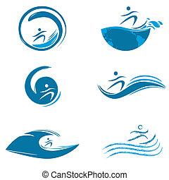 Wassersport.