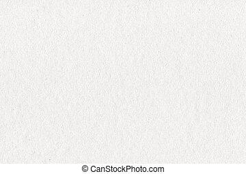 Weißer handgemachter Papier Hintergrund