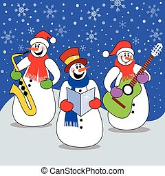 weihnachten, concert