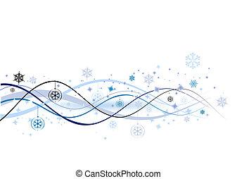 Weihnachtsfeiertags-Hintergrund, Vektor-Illustration für dein Design