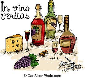 Wein bleibt Leben