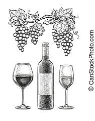 Wein noch Leben