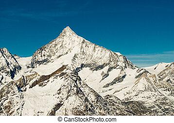 Weisshorn-Gipfel