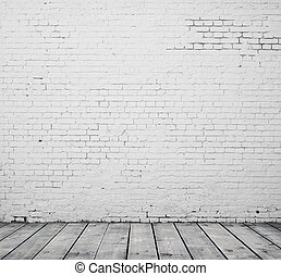 White Brick Room.
