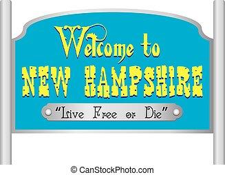 Willkommen auf dem neuen Hanf-Schild.