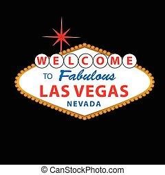 Willkommen bei Las Vegas