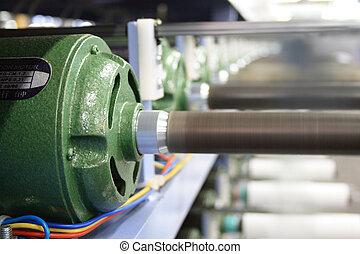 Winder elektrischer Motor