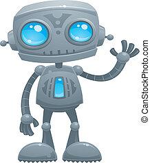 winkende , roboter