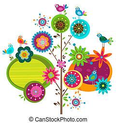 Winzige Blumen