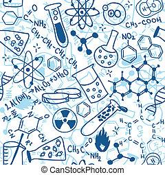 Wissenschaft nahtlos
