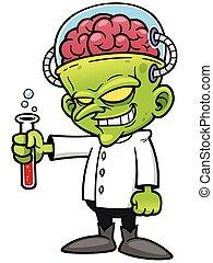 Wissenschaftler.