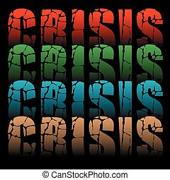 wort, krise