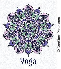 Yoga Rundmandala