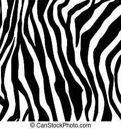 Zebra-Druck