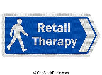 ', zeichen, foto, freigestellt, realistisch, therapy', weißes, einzelhandel