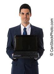 Zeige Laptop