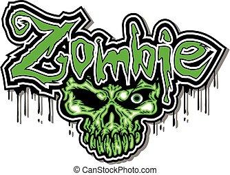 zombie, design