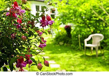 Zuhause und Garten