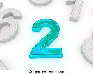 Zwei.